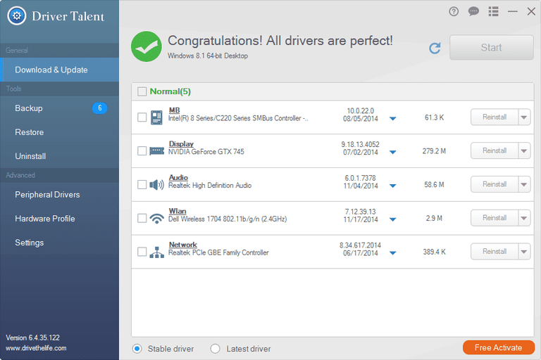 Driver Talent Pro Crack 7.1.4.22 With Serial Key Free Download