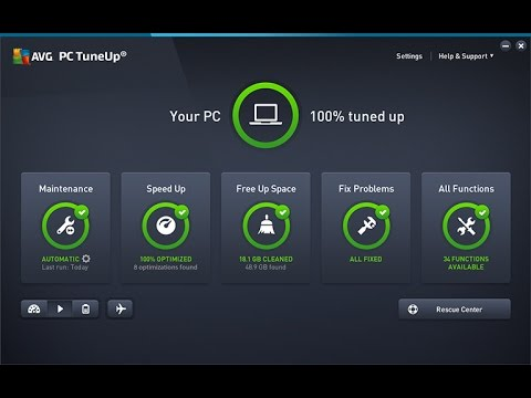 VG PC TuneUp 2018 v16.76 Crack + Serial Key Free