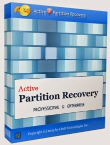 Active Partition Recovery Key + Serial key Free Download