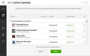 Avira System Speedup Key + Serial Key Free Download