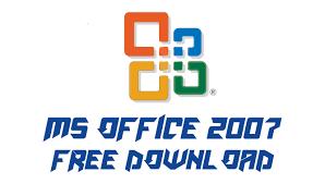 microsoft 2007 free download crack