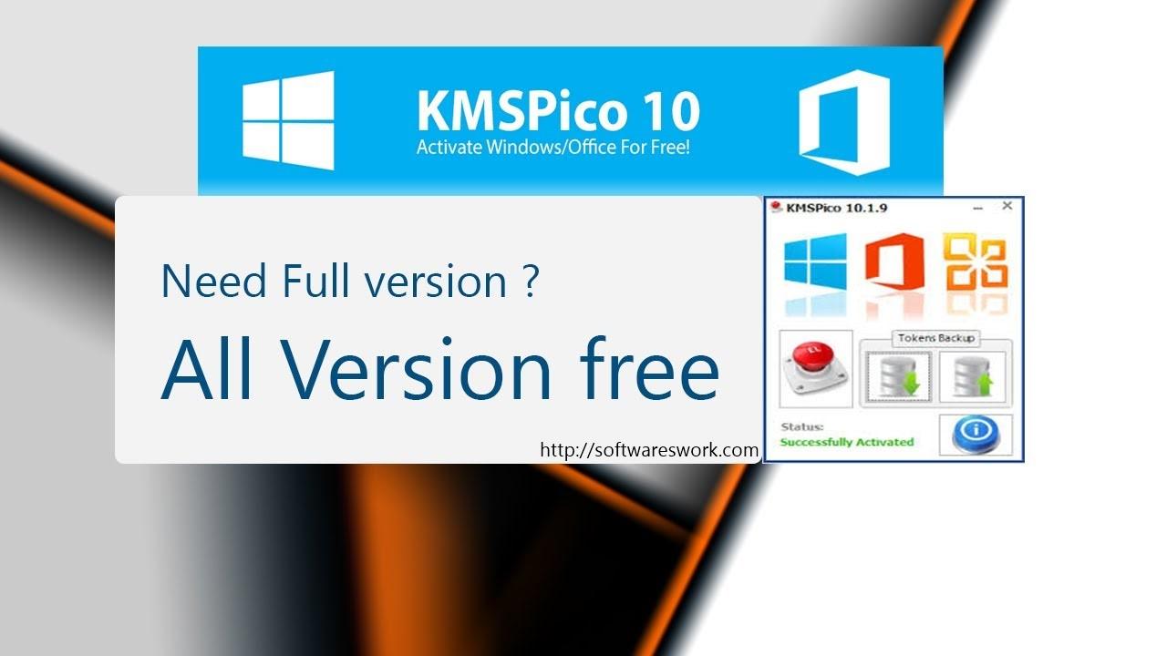 KMSpico Activator 10.2.1 Crack Serial Key Free Download