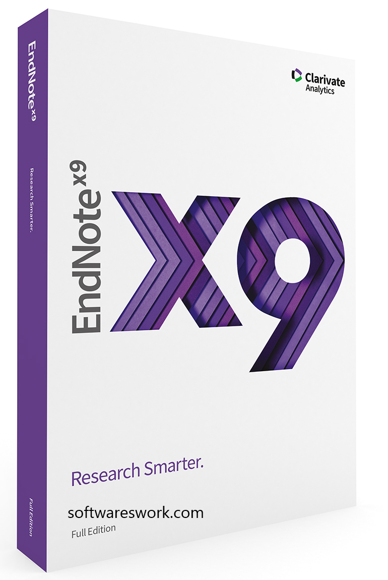 EndNote X9 Crack Full Plus Product Key 2020 [Latest]
