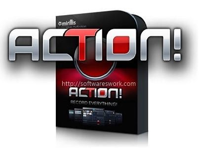 Mirillis Action Crack Latest Version 2018 Free Download