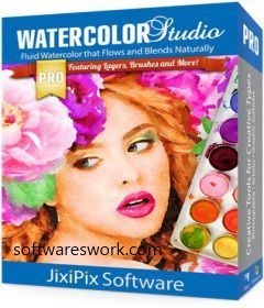 Watercolor Studio Pro Crack Full Download With Key