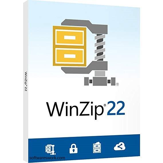 WinZip 22 Crack + Activation Code 2018 Full Download