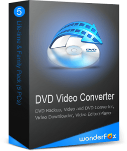 WonderFox DVD Video Converter 20.2 Crack + Serial Key 2020