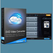 WonderFox DVD Video Converter 16.0 Crack + Serial Key