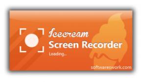 IceCream Screen Recorder Pro 6.13 Crack + Serial Key 2020