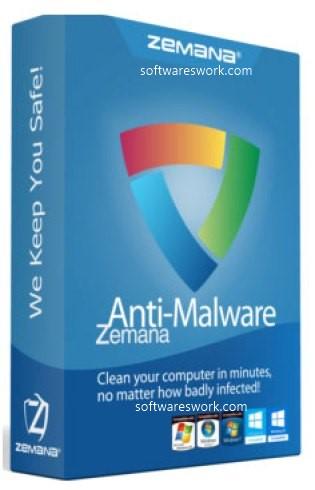 Zemana AntiMalware Crack Full Free Download With Serial Key
