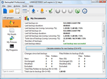Backup4all Professional 7.2.3 Crack Free Download