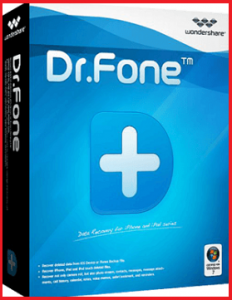 Wondershare Dr Fone 10.5.0 Crack + Registration Code Free Download