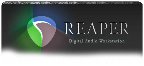 Cockos REAPER 6 Crack With Keygen Free Download