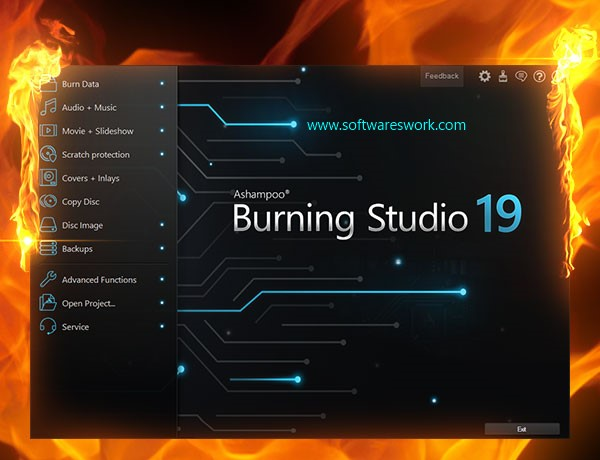 Ashampoo Burning Studio 19 Crack with Serial Key