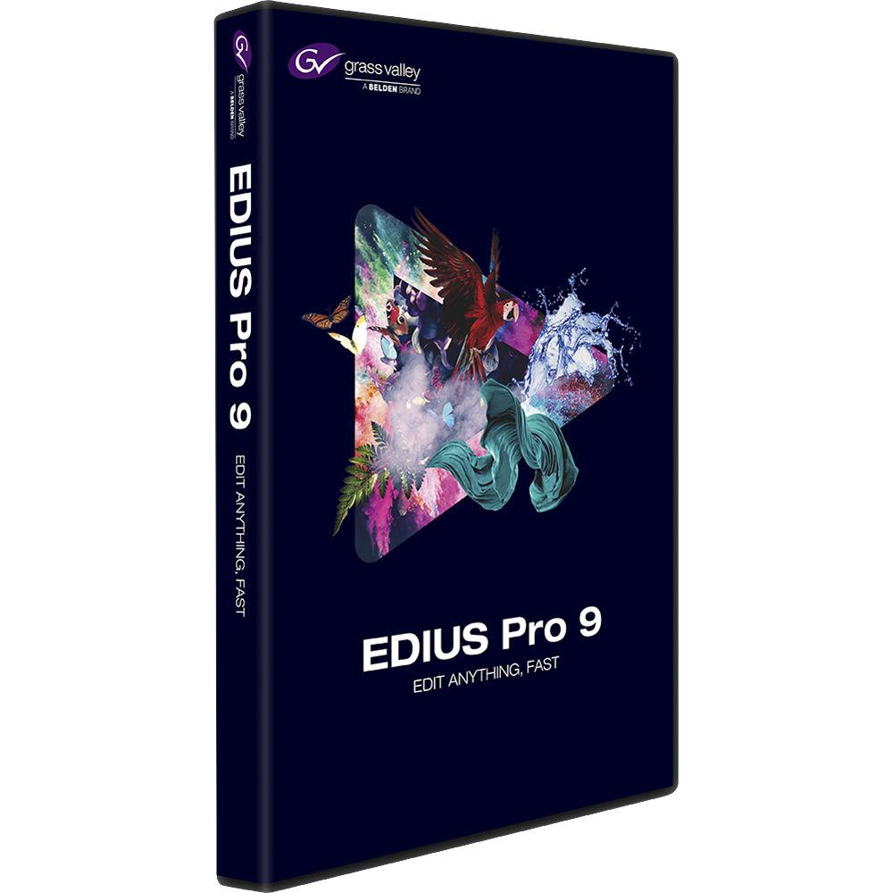 Edius Pro Crack 2018 Full Download Free