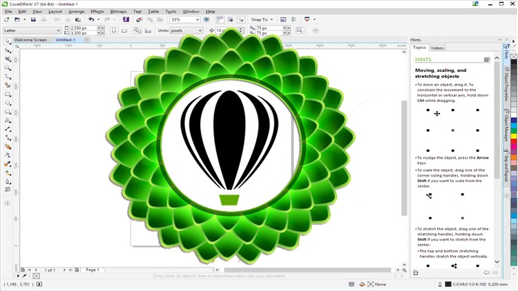 CorelDRAW Graphics Suite 2019 Crack+Keygen Download 2019