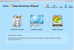 EaseUS Data Recovery Wizard 12.9.1 Crack + Serial Key Download 2019