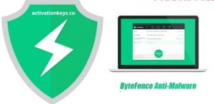 Bytefence Anti-Malware 5.6..5.0 Crack With License Key Free Download