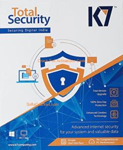 K7 Total Security v16.0 License Key Free Download 2019