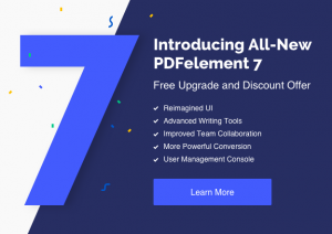 Wondershare PDFelement Pro 7 Crack + Keygen Free Download 2019