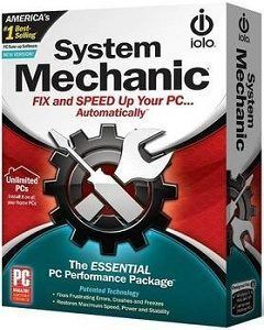 System Mechanic 20.5.1.109 Crack With License Key Free Download