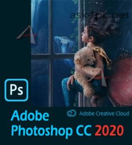 Adobe Photoshop CC 2020 v21.2.2.289 + License key Free Download