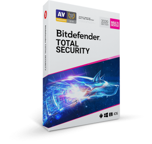 Bitdefender Total Security 2020 Crack + License key