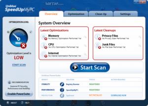 Uniblue PowerSuite 2020 Crack + License key