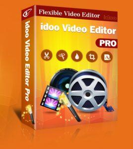 idoo Video Editor Pro 10.4.0 2020 Crack + License key Free Download