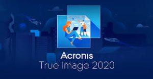 Acronis True Image 2020 Crack + License key Free Download