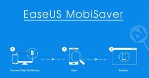 Easeus Mobisaver 7.6 Crack and Activation Key
